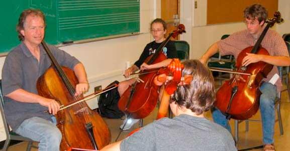 2006 New Directions Cello Festival