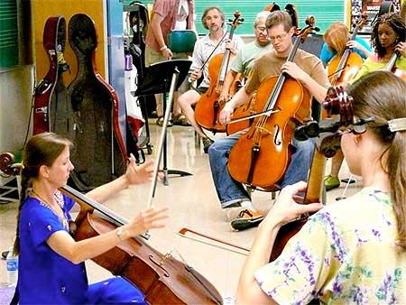 2007 New Directions Cello Festival