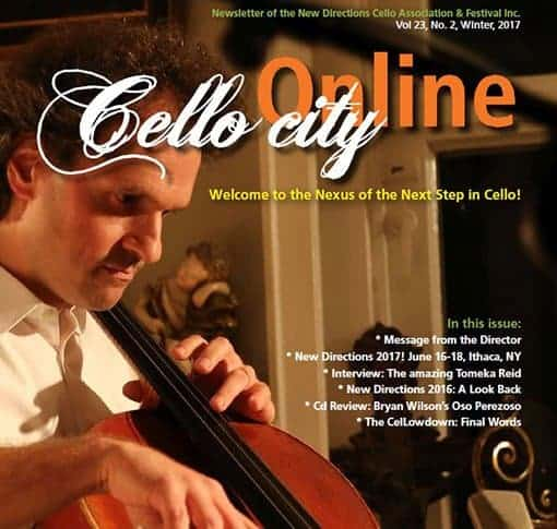 Cello City Online Winter 2017