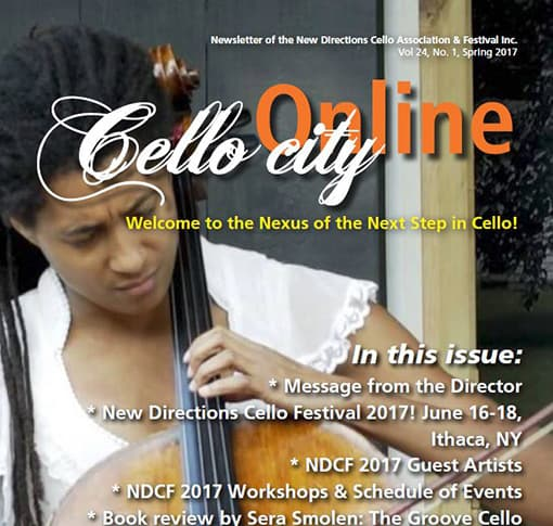 Cello City Online Spring 2017