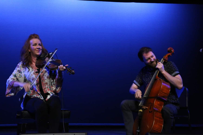 Eric Wright & Mairi Rankin