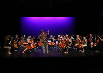 Joel Cohen w. Cello Big Band