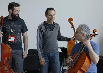 Jeremy, Stephen K. and Stijn