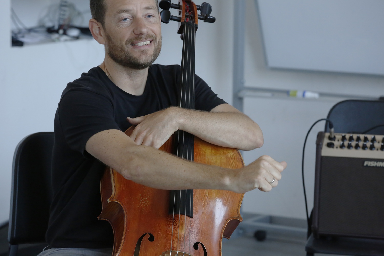Matthieu Saglio – workshop