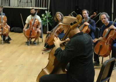 Rufus Cappadocia workshop w. Jeremy Harmon, Anne Schwarz, Stephan Braun & Gunther Tiedemann