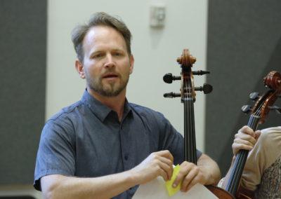 Trevor Exter workshop