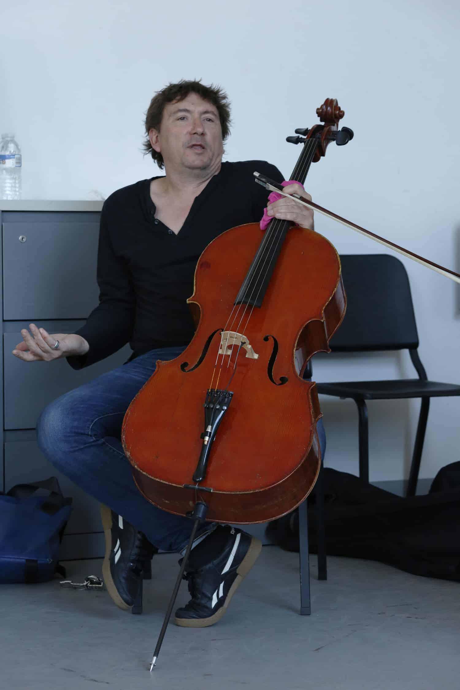 Vincent Courtois +